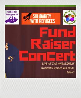 Fund Raiser Concert - Solidarity with Refugees SOLD OUT!