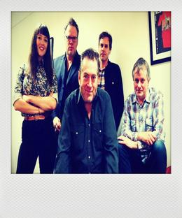 Mick Thomas & The Roving Commission - 'Boxing Day Drive' Tour + Courtney Robb & Snooks La Vie