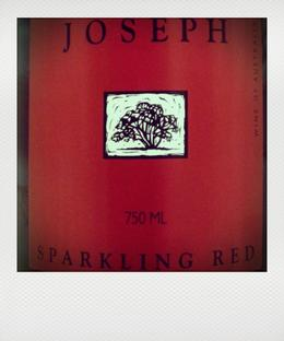 NV Joseph Sparkling Red