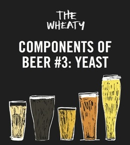 wheaty beer poster yeast tiny