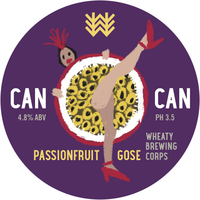 Wheaty Brewing Corps 'Can Can' Passionfruit Gose Launch + Indie Beer Day!