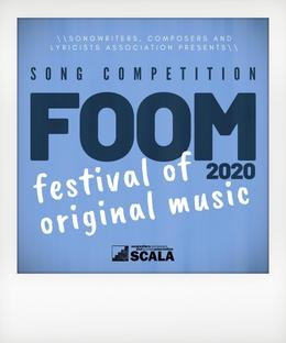 SCALA - FOOM Song competition - Grand Final