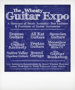 The Wheaty Guitar Expo